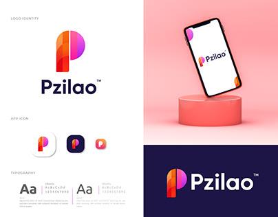 Brand Identity design for Pzilao