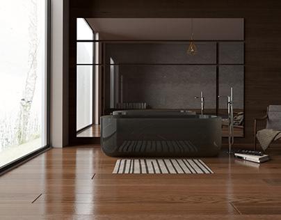 Bathroom Black Edition