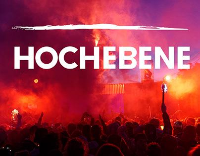 Branding Hochebene Kollektiv.