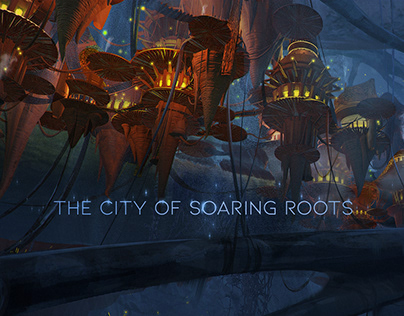 the city of Soaring Roots