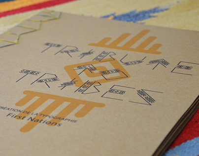 Tribute to Tribes- Typographic Experimentation