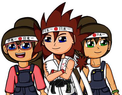 Shonen Trio