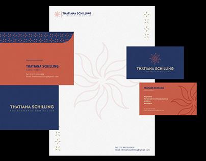 Thatiana Schilling - Identidade Visual
