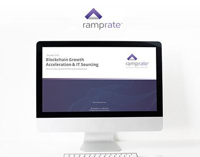 Ramprate Blockchain Presentation