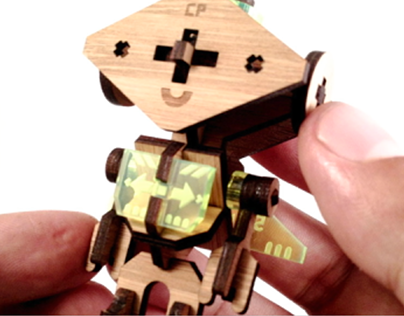 How to design a custom toy and build it.