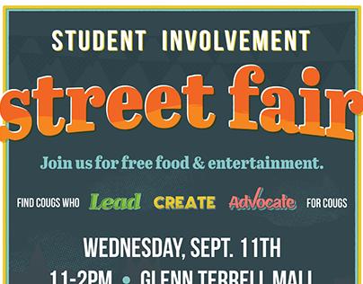Involvement Street Fair