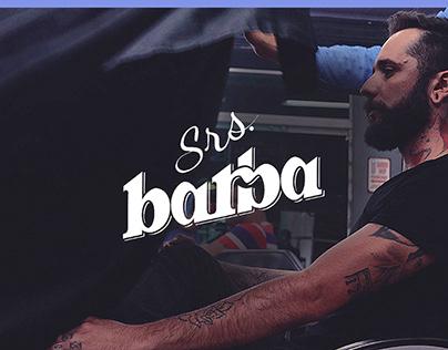 Srs. Barba | Brand Identity Design