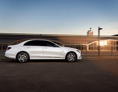 Mercedes Benz E300de