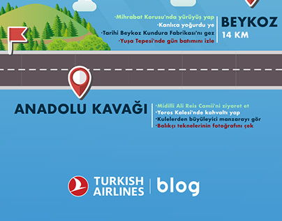 TURKISH AIRLINES BLOG INFOGRAPHIC