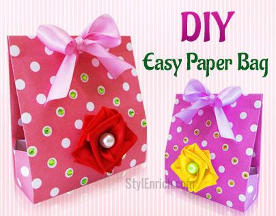 DIY Craft Ideas: How To Make a