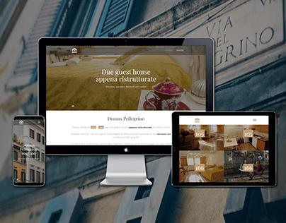 🔥 Web design | Guest house