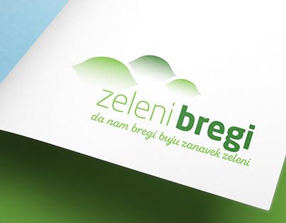 "Design project ""Zeleni bregi"", town of Zlatar"