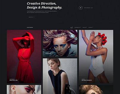 Oni Photography WP Theme