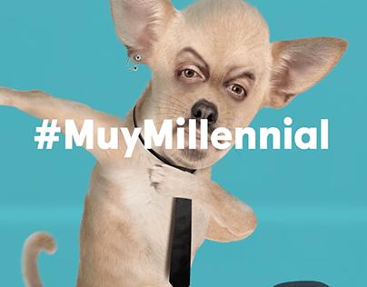 #0 Movistar dog faces