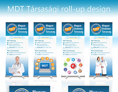 MDT Társasági roll-up design