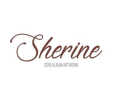 Sherine - Album artwork