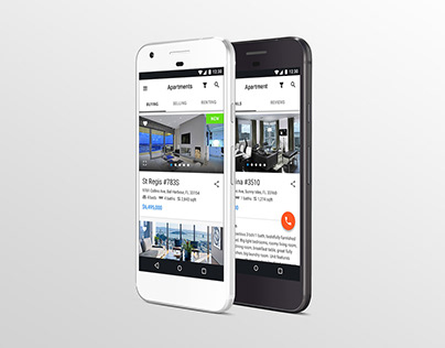 Mobile Application — Estately (Android)