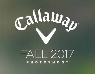 Callaway Apparel Fall 2017