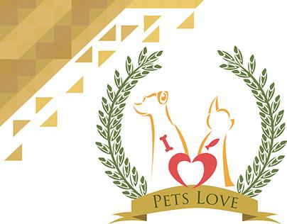 Manual de marca Pets Love