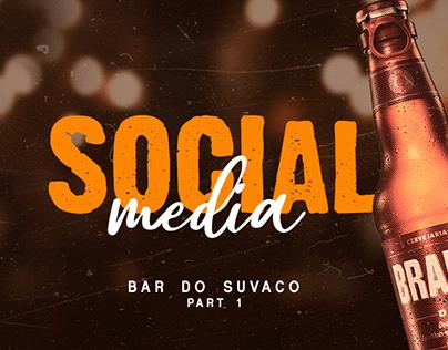 Social Media - Bar do Suvaco
