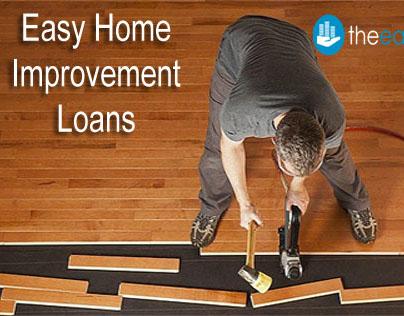Easy Home Improvement Loans