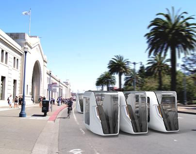 [Frog Design] Redesigning Public Transportation