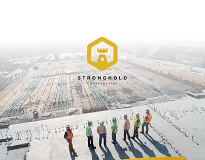 Redesign for Stronghold Construction Ltd. Malta
