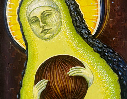 Our Lady of Guacomole