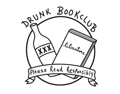 DRUNK BOOKCLUB YOUTUBE CHANNEL // 2016