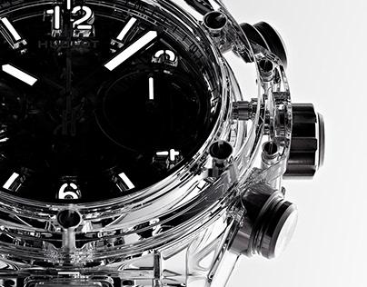 HUBLOT Big Bang Unico Sapphire 42mm