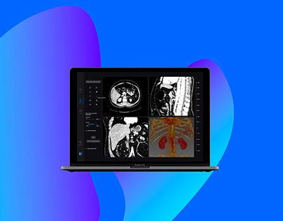 3D Organ Print | UX/UI & Visual Design