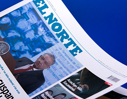 El Norte - Newspaper Redesign