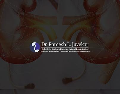 Dr Ramesh L. Juvekar : Website Development, Logo Design