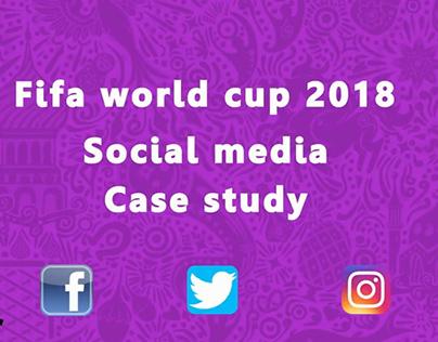 Social media case study , Fifa world cup