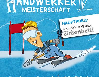 1. Bregenzerwälder Handwerker-Meisterschaft