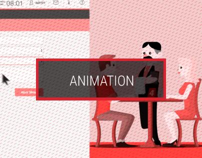 E-restó tutorial animación 2D / Animation Tutorial