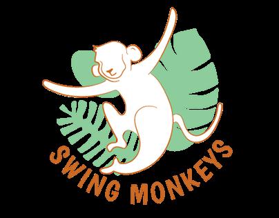 Swing Monkeys – Rebranding