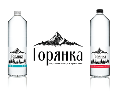 Branding and product design for Goryanka