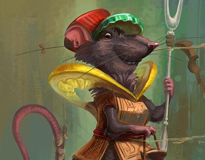 Rat Warrior