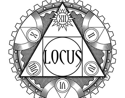 Locus Cafe - Logo