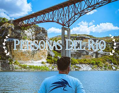 Personas Del Río