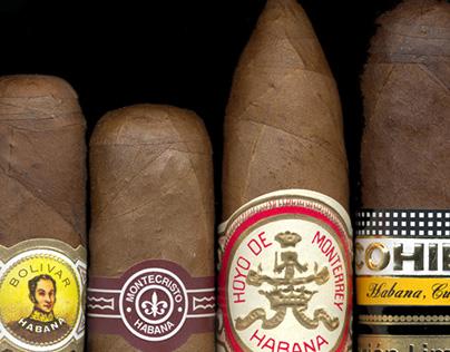 Habanos Marcas Cigar Poster