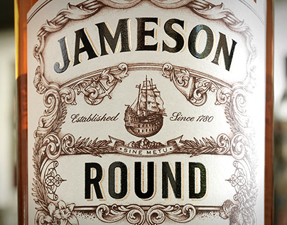 Jameson Whiskey - Deconstructed Series 'ROUND'