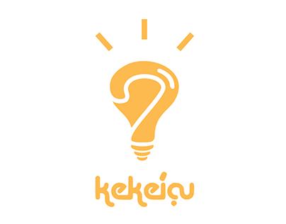 Identidade da marca Kekeíçu (em andamento)