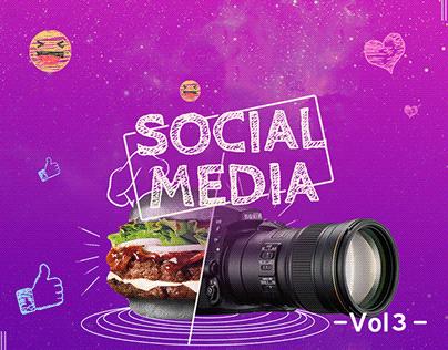 Social Media designs - vol 3 2017