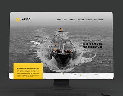 Latsco Shipping Website