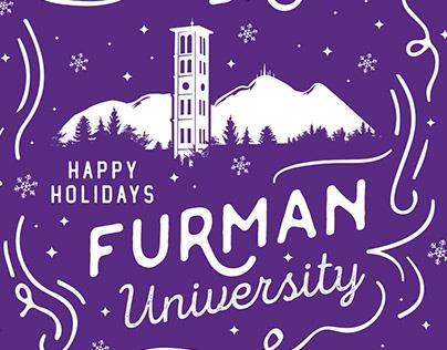 Furman University - Greeting Card Designs
