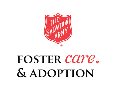 Salvation Army Foster Care & Adoption Logo