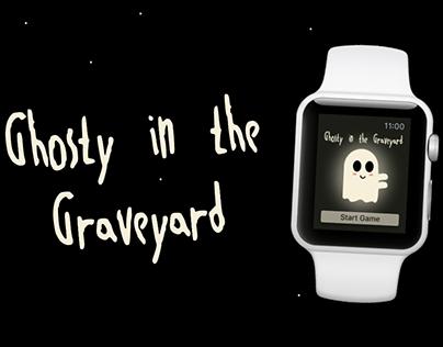 Ghosty in the Graveyard - Apple Watch App