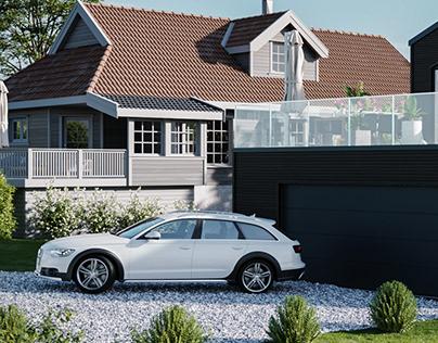 Norwegian Modern House